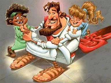 Jesus&Kids