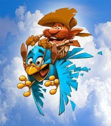 FlyingTheCoop