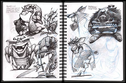 2012-Sketchbook