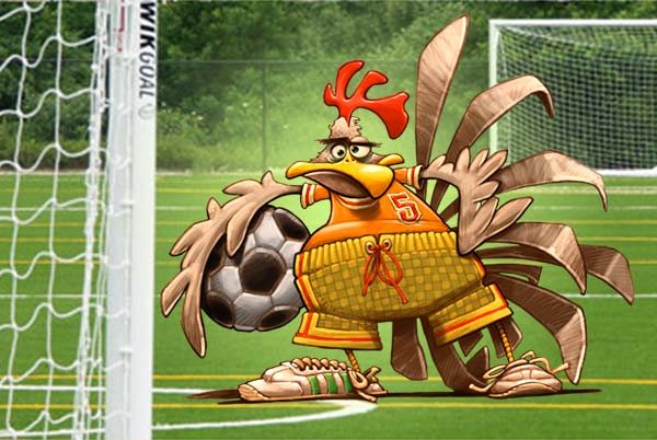 SoccerChicken