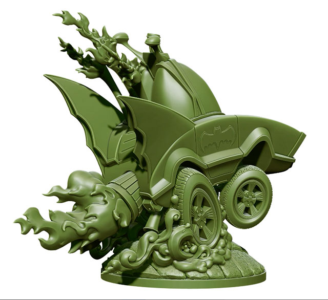 BatMobileSculpt