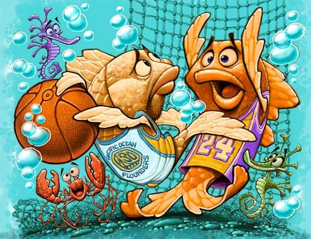 FishBasketball